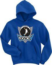 "Luka Doncic Dallas Mavericks ""Logo"" HOODED SWEATSHIRT"