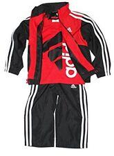 Adidas Youth Boys 3PC Windsuit Set Various Colors