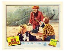 11x14 Lobby Card #5 The BOY AND THE PIRATES 1960 ~ Charles Herbert ~Susan Gordon