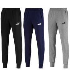 1c64401725e196 Puma Jogging Hose Herren ESS Logo Trainingshose Sporthose Sweat Pant schwarz