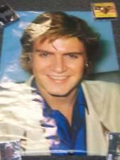 SIMON LE BON (Duran Duran) POSTER 1983 ANABUS PROD. Rio Girls on Film Reflex