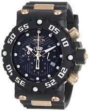 Swiss Made Invicta 0655 Subaqua Nitro Chronograph Watch with 8-Slot Dive Case