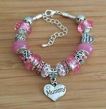 Mothers day Birthday Christmas Gift for mum nan sister daughter - Charm Bracelet