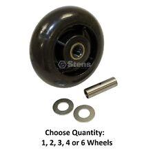 "Deck Gage Wheel kit Fits AM136720 60D, 62"" Mower Deck 2027R, 2032R"