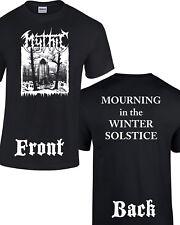 MYTHIC Winter Solstice T-shirt death metal osdm derketa divine eve hetsheads