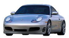 99-01 Porsche 996 Turbo Look Duraflex Front Body Kit Bumper!!! 107075