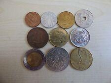 Mixed British European World pièces vrac Lot Set Collection Choisir 10 30 40 ou 50