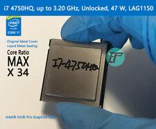 Magic Reform Intel Mobile Cpu i7 4750Hq, up to 3.20 Ghz, Unlocked, 47 W, Lga1150