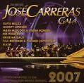 DIE GROSSE JOSE CARRERAS GALA 2007 - VARIOUS ARTISTS / 2 CD-SET - NEU