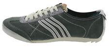 Wrangler Flag Sneaker Wildleder grey 178373