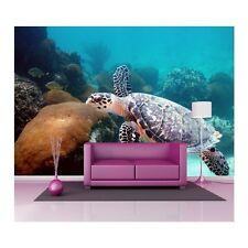 Papier peint géant tortue de mer1491