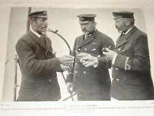 1899 GUNNER BOATSWAIN & CARPENTER NAVAL EXPERTS