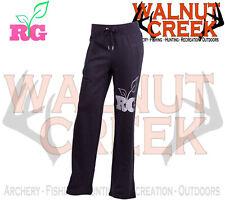 Realtree Girl Women's Luna Pajama Lounge Sleep Pant (Black) RTG3201.099