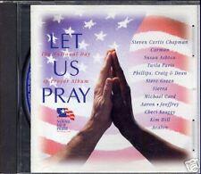 Let Us Pray - National Day of Prayer - Various - CD