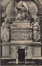 CARTOLINA MONUMENTO DI GREGORIO XVI ROMA F/P C6754