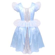 Conte de fées cendrillon robe fantaisie fille disney princess semaine du livre enfant costume