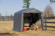 2 Größe Zeltgarage Garagenzelt Lagerzelt Weidezelt Auto Garage Zelt Carport