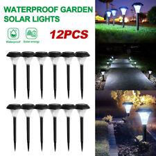New listing Solar Light Outdoor Lawn Garden Yard Decor Waterproof Landscape Lighting Lamps