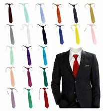 Krawatte NEU+OVP weiß blau silber grau Kinder Schlips Jungen Krawatte Hochzeit