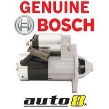 Genuine Bosch Starter Motor suits Nissan Terrano R20 2.4L KA24E 1997 - 2000