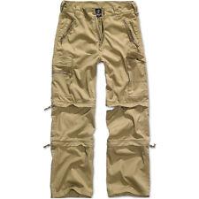 Brandit Savannah Hombres Táctico Pantalones Senderismo Militares Pantalones Cort