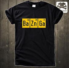 BAZNGA FORMEL COOPER PERIODENSYSTEM BIG BANG THEORY SHELDON THE FUN SHIRT S-XXXL