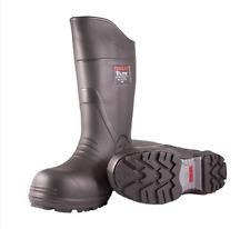 Tingley Flite Black Rubber Comp Toe Slip Resistant Chemical Resistant Boot 27251