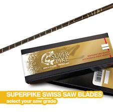 Super Pike Swiss Piercing Hojas De Sierra joyero de hojas de sierra-Paquete de 12