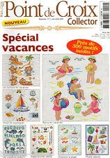 POINT de CROIX Collector N°2 - Spécial vacances - 300 motifs