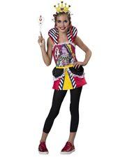 Girls Queen of Hearts Halloween Costume