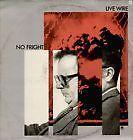 LIVE WIRE no fright - LP- inner lyrics- 1980- holland