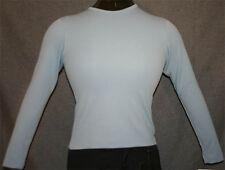 NEW SPYDER $75 WOMENS SKI/SNOWBOARD THRILL SKI ZIP T-NECK T-SHIRT TOP MID-LAYER