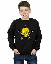 Looney Tunes Boys Tweety Pie Star Sweatshirt