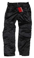 $498 Polo Ralph Lauren RLX Womens Charcoal Metallic Slim Ski Snow Recco Pants