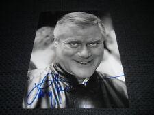 "LARRY HAGMAN (+ 2012) signed Autogramm auf 20x17 cm Bild ""DALLAS"" InPerson LOOK"