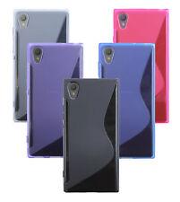 Gel Custodia protettiva in silicone Accessori per la copertura SONY XPERIA L1@