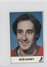 1983-84 ESSO Hockey Stars TV Cash Game No Tab BOGA Bob Gainey Montreal Canadiens