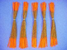 5 Skirts, Pumpkin/Orange Tips (Color #5-217)