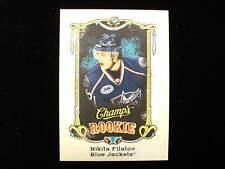 2008 09 UD Champs Nikita Filatov rookie card RC  # 167