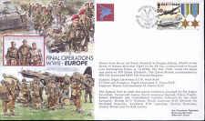RAF Cover AF19Aa RAF Army Airborne Forces PARA IOM VE Day FDC