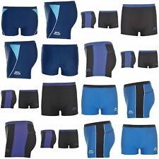 Slazenger Swim Boxers Age 7 8 9 10 11 12 13 NEW Blue Boxer Shorts Trunks Boys