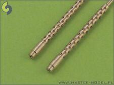 Tipo giapponese 97 PISTOLE 7,7mm x 2 pezzi (pari a zero, Rufe, Val) #48022 1/48 Master