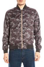 Giubbino Giubbotto Armani Jeans AJ Jacket -60% Uomo Grigio A6B74UJ-3W SALDI
