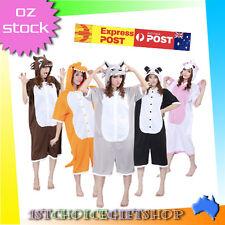 SPRING/SUMMER Unisex Adult Animal Kigurumi Pyjamas Pajama Costume cotton