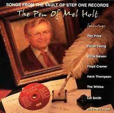 New: Buddy Emmons, Hank Thompson, Cal: Pen of Mel Holt  Audio CD