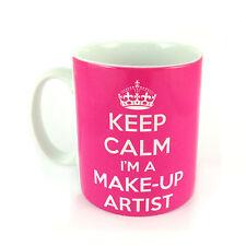 KEEP CALM I'M A MAKE-UP ARTIST GIFT MUG CUP PRESENT MAKEUP MAKE UP BEAUTICIAN