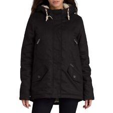 Billabong Iti Winterjacke Jacke schwarz black Parka Anorak Jaket Z3JK10 BIF6 19