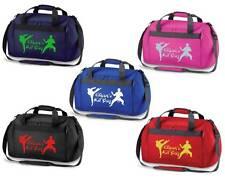 Personalizzata Borsone Stampato con design KARATE-TAEKWONDO GI PADS Bag