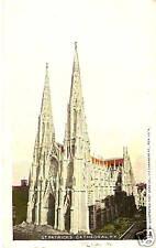 Old Photo Postcard St. Patrick's Cathedral 1905 Nyc Ny