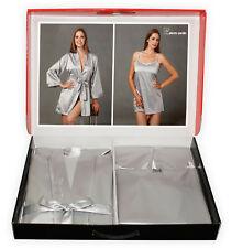 Pigiama Donna Parure Kimono + Camicia Da Notte PIERRE CARDIN mod. Roberta